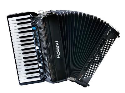 Roland FR-3X BK V-Harmonika sa zvucnicima i USB-om- crna