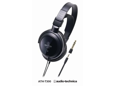 Audio-Technica AT ATH-T300 dinamicke slusalice