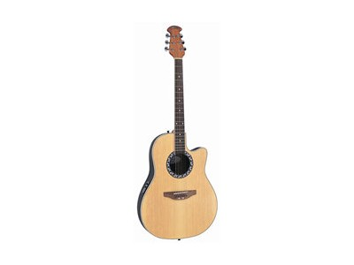 Ovation AE127-4 Natural. Mid Bowl. OP-4B
