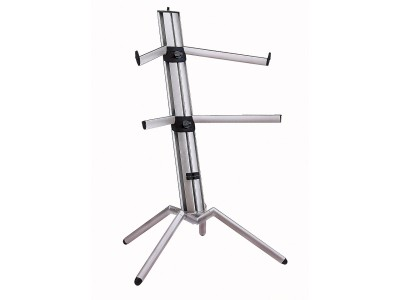 K&M Stands 18860 KEYBOARD STAND SPIDER PRO anodized aluminum
