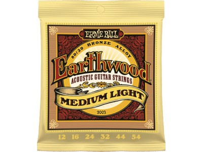 Ernie Ball P02003  ERTHWD MED'M-LIGHT