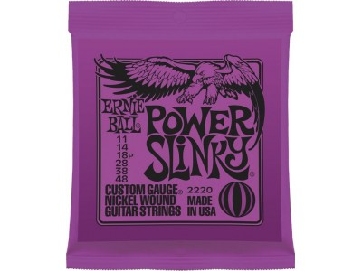 Ernie Ball P02220  NICKL POWER SLINKY