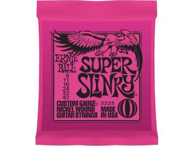 Ernie Ball P02223  NICKL SUPER SLINKY