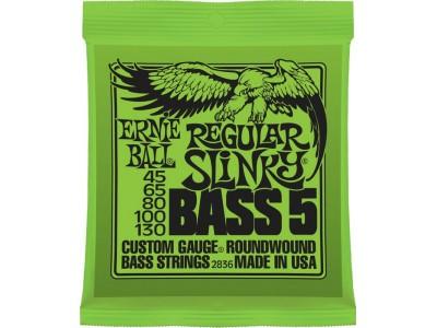 Ernie Ball P02836  BASS 5-STR SLINKY