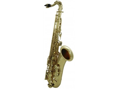 Roy Benson TS-202. Tenor-Sax. clear lacquered