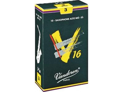 Vandoren Alto Sax V16 Advanced Reeds SR703