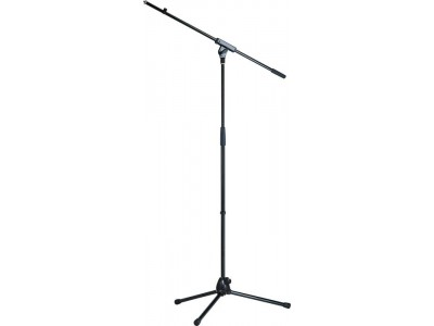 K&M Stands 210/2 MICROPHONE STAND black