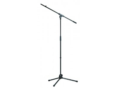 K&M Stands 21070 MICROPHONE STAND black