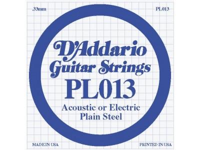 D'Addario PL013