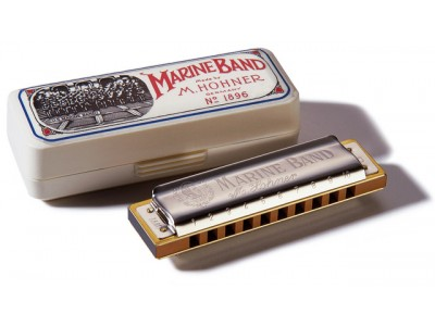 Hohner Marine Band Classic C-major