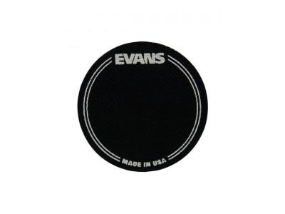 Evans EQPB1 BLK NYLN BD PTCH 1-PEDAL (X2)