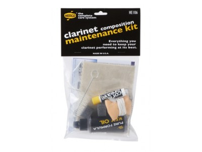 Jim Dunlop HE106 CLRNT COMP-MAINT KIT