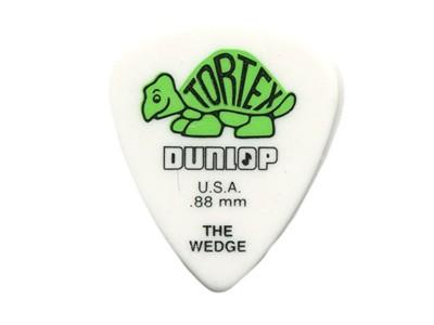 Jim Dunlop 424R.88  TORTEX WEDGE