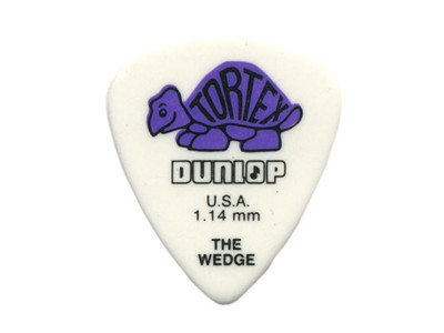 Jim Dunlop 424R1.14 TORTEX WEDGE