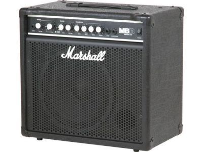 Marshall MB30 30W Bass Combo. 2 Channel. Serial Effects Loop