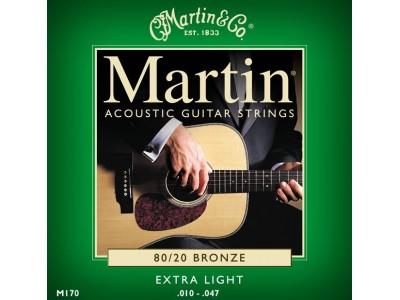 Martin M 170 BRONCE WOUND 010/047