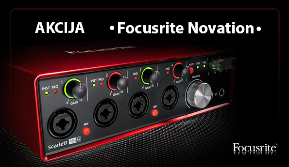 Focusrite Novation